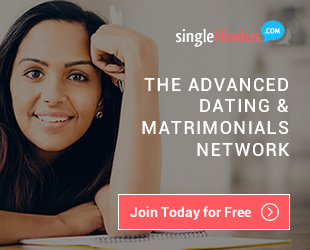 Join SingleHindus.com Today for Free