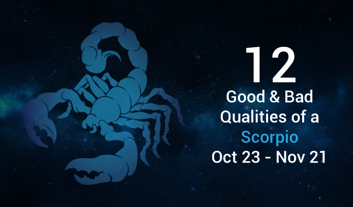 Scorpio Good & Bad Traits - SingleHindus.com